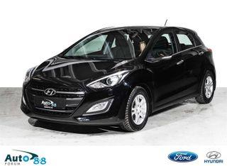 Hyundai i30 1.6  CRDI COMFORT LAV KM! Automat, Garanti  2015, 24000 km, kr 158000,-