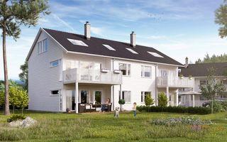 Prosjekterte borettslagsleiligheter på Høyåshei. Bygging igangsatt, flytt inn før sommeren!