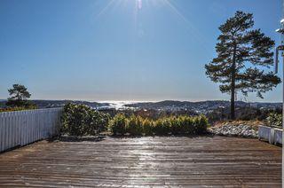 Atriums-rekkehus med panoramautsikt over Galtesund.