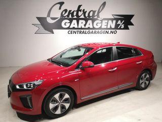 Hyundai Ioniq NORSK BIL/ TEKNIKKPAKKE/ SKINN/ 2 SETT HJUL/ SOM NY++  2019, 2260 km, kr 259000,-