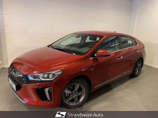 Hyundai Ioniq EV - Tekknikk  med med skinn.  2019, 6000 km, kr 264000,-