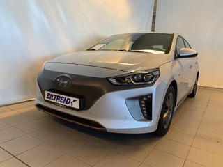 Hyundai Ioniq EV Teknikk m/skinn  2017, 49000 km, kr 209000,-
