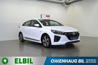 Hyundai Ioniq NORSK NYBILGARANTI / 2 SETT DEKK / HURTIGLADING  2019, 22500 km, kr 229500,-