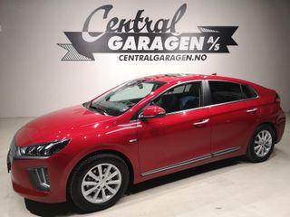 Hyundai Ioniq NORSK BIL/ PREMIUM/ SKINN/ SOLTAK/ 2 HJULSETT/ SOM NY++  2020, 4430 km, kr 315000,-