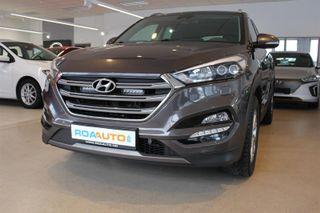Hyundai Tucson 1.7 Crdi Plusspakke Navi, LED-bar, ryggekamera m.m  2016, 137000 km, kr 179000,-