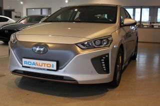 Hyundai Ioniq Electric Teknikk med skinn  2017, 71200 km, kr 189000,-