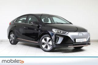 Hyundai Ioniq EV 120Hk Teknikkpakke m/Skinn -Ny Bil! -Må Sees! -Norsk  2019, 27 km, kr 258900,-
