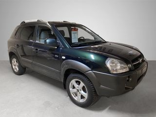 Hyundai Tucson 2.0  CRDI GLS 4WD*Ny reg.reim*Krok*  2005, 180800 km, kr 59000,-