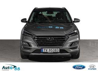 Hyundai Tucson 1.6  CRDI AUT Panorama  360kamera  Skinn  Navi   Garant  2019, 5000 km, kr 489000,-