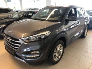 Hyundai Tucson 1.6 GDi ARN navi  2016, 88500 km, kr 232847,-
