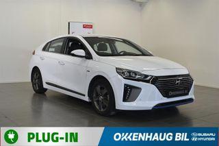 Hyundai Ioniq Plug-In INKL. SERVICEAVTALE 3ÅR/45000KM  2019, 31857 km, kr 254880,-