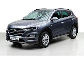 Hyundai Tucson 136 HK CRDI PANORAMA AUT  2019, 16900 km, kr 479000,-