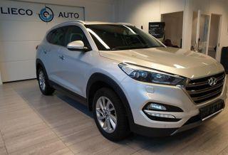 Hyundai Tucson 1.6 GDI 132KM PLUSSPAKKE LED NAVI DAB KAMERA  2015, 80000 km, kr 189900,-