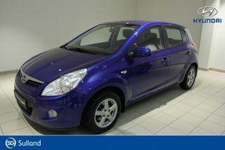 Hyundai i20 1,2 Comfort  2010, 66500 km, kr 49900,-