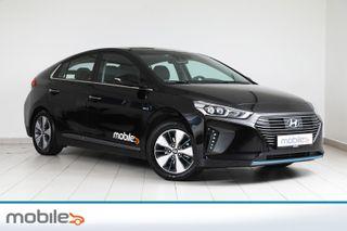 Hyundai Ioniq Hybrid 1,6 141Hk Teknikkpakke m/Skinn&Soltak -Som Ny!  2019, 12800 km, kr 288900,-