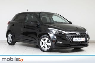 Hyundai i20 1,0 T-GDI 100HK Teknikkpakke Automatgir Bensin -Som Ny!  2020, 5064 km, kr 228900,-