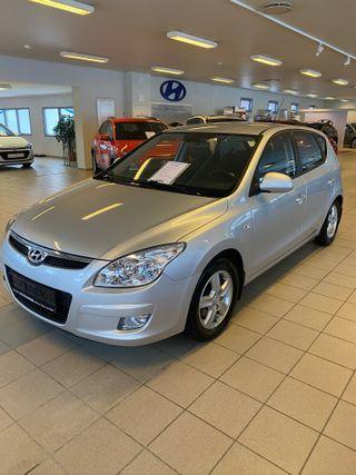 Hyundai i30 1,6B Premium  2007, 117000 km, kr 55000,-