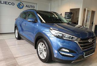 Hyundai Tucson 1.7 CRDI 141HK  AUT TEKNIKKPAKKE PANORAMA H. FESTE NAVI  2016, 95700 km, kr 254900,-