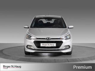 Hyundai i20 1,0 T-GDI Jubileum Et smart valg i fossilverden!  2018, 38554 km, kr 144900,-