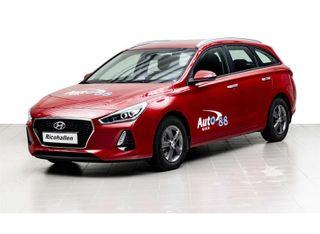 Hyundai i30 140 HK DCT Plusspakke  2018, 9800 km, kr 269000,-