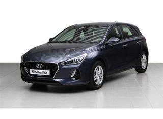 Hyundai i30 120 HK TURBO Plusspakke  2018, 30700 km, kr 219000,-