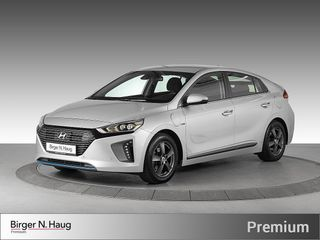 Hyundai Ioniq Teknikk - Leveres på døren?-  2017, 19261 km, kr 199900,-