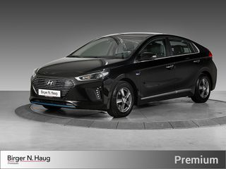 Hyundai Ioniq Teknikk FRI HJEMMELEVERING? TA KONTAKT  2017, 93500 km, kr 159900,-
