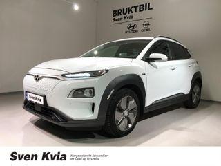 Hyundai Kona Teknikk|Skinn 64KW. Norsk Teknikk|Skinn  2019, 23400 km, kr 369000,-