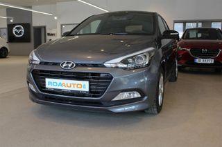 Hyundai i20 1.0 MT T-Gdi GO!  2018, 45500 km, kr 149000,-