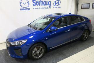 Hyundai Ioniq electric 120 hk Teknikk, skinn, soltak  2019, 17000 km, kr 254900,-