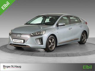 Hyundai Ioniq Teknikk Norsk! Billig EL-BIL! Vi tar din bil i innbytte  2017, 86500 km, kr 179900,-