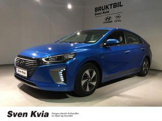 Hyundai Ioniq 1.6 Teknikkpakke Skinn  2017, 60710 km, kr 199000,-