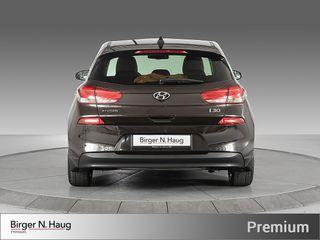 Hyundai i30 1,4 T-GDi Teknikkpakke aut NY SERVICE! KUN 2555 KR/MND!  2018, 26500 km, kr 219900,-