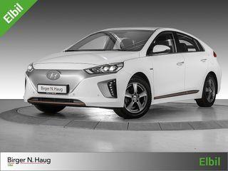 Hyundai Ioniq Teknikk SKINN! Jeg er har alt du trenger!  2018, 8500 km, kr 249900,-