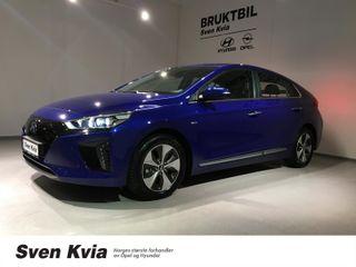 Hyundai Ioniq TEKNIKK M SKINN. NORSK BIL. DAB+, NAVI  2019, 6500 km, kr 265000,-