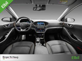 Hyundai Ioniq Teknikk 3 ÅR SERVICEAVTALE + LADEBOKS FOR KUN 3149/MND!  2019, 9800 km, kr 257900,-