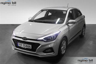 Hyundai i20 1,0 T-GDI Teknikkpakke aut  2019, 7500 km, kr 199000,-