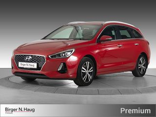 Hyundai i30 1,4 T-GDi Teknikkpakke aut FRI HJEMMELEVERING! *  2018, 32560 km, kr 229900,-