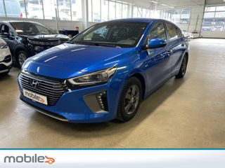 Hyundai Ioniq 1,6 141Hk Teknikkpakke m/Skinn & Soltak -1.Eier!  2017, 45672 km, kr 184900,-