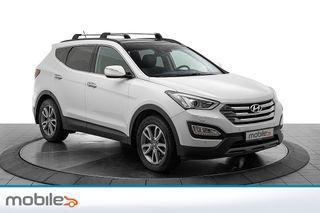 Hyundai Santa Fe 2,0 CRDi 150hk 4WD Premium 7-seter, hengerfeste  2014, 148900 km, kr 229000,-
