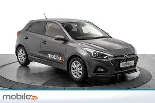 Hyundai i20 1,0 T-GDI Teknikkpakke DAB- Navigasjon- Ryggekamera  2019, 6900 km, kr 189000,-