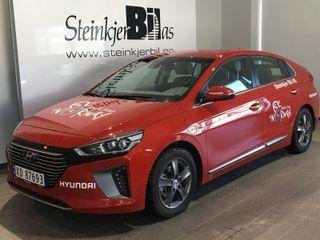 Hyundai Ioniq PLUG-IN Teknikkpakke  2017, 30000 km, kr 227000,-