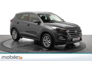 Hyundai Tucson 1,6 GDI Plusspakke Hengerfeste. Ryggekamera  2016, 34500 km, kr 209000,-