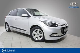Hyundai i20 1,0 T-GDI Jubileum , NAVI, Oppvarmet ratt, kamera, DAB+  2018, 46099 km, kr 155000,-