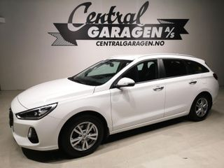 Hyundai i30 1.4  BENSIN/ AUTOMAT/ PLUSSPAKKE/ LAV KM/ NYBILGARANTI+  2018, 58588 km, kr 218900,-