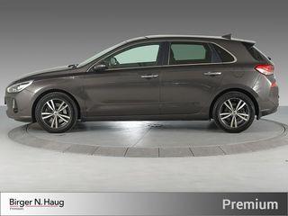 Hyundai i30 1,4 T-GDi Teknikkpakke aut Denne må prøvekjøres!!  2017, 32500 km, kr 224900,-