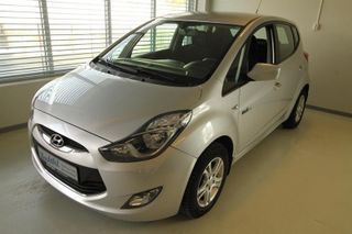 Hyundai ix20 1.4  COMFORT BLUE DRIVE  2013, 60500 km, kr 109000,-