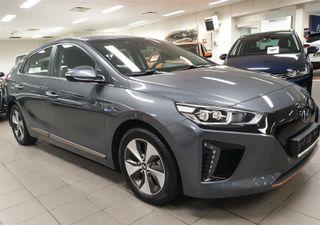Hyundai Ioniq EV TEKNIKK SKINN TAKLUKKE LAV LM NORSK BIL !  2019, 4200 km, kr 279900,-