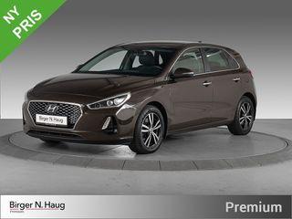 Hyundai i30 1,4 T-GDi Teknikkpakke aut HJEMLEVERING? ENORMT POPULÆR  2018, 25837 km, kr 219900,-