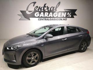 Hyundai Ioniq 1.6  PLUG-IN HYBRID/ AUTOMAT/ TEKNIKKPAKKE/ SKINN++  2017, 23900 km, kr 228900,-